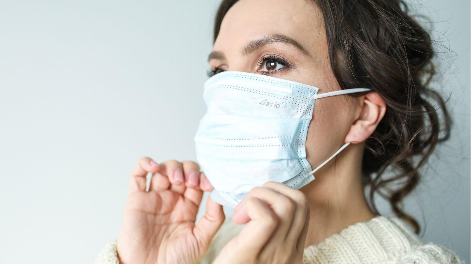 skincare protective mask